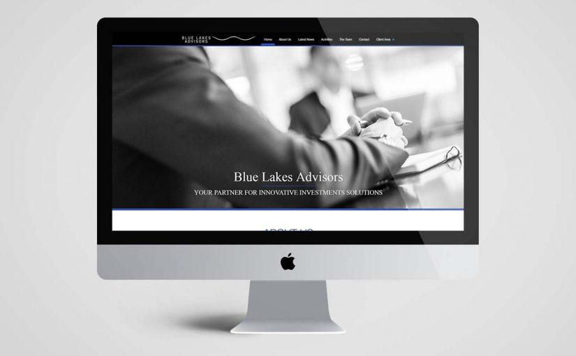 création le site web