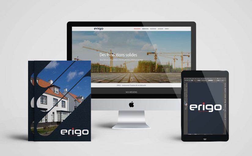 Création site web pour une entreprise de bâtiment, construction et de rénovation