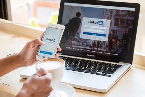 Quoi de neuf LinkedIn ?