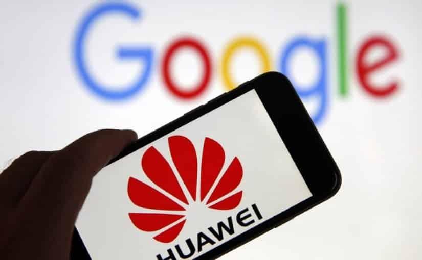 Huawei bloqué par Google