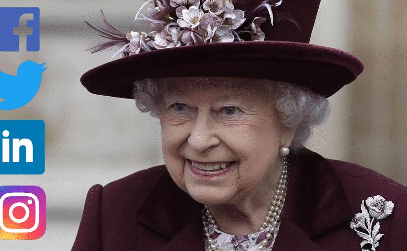 «Community manager» un métier sous-estimé mais pas pour la reine d'Angleterre